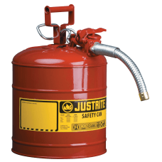 Type II AccuFlow Safety Cans Flammables