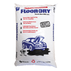 Floor Dry Diatomaceous Earth Oil Absorbent