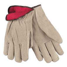 Memphis Glove Cowhide Jersey Lined Drivers