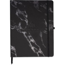 Leeman Large Bound Softcover Marble Notebook