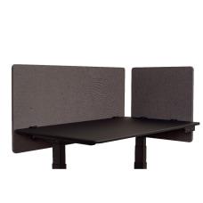 Luxor RECLAIM Acoustic Privacy Desk Panels48