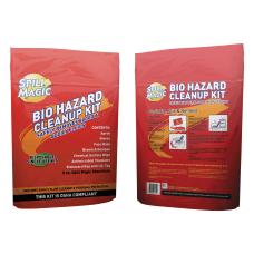 Spill Magic Biohazard Spill Cleanup Kit