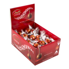 Lindt Lindor Milk Chocolate Truffles Pack
