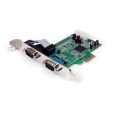 StarTechcom 2 Port PCIe Serial Adapter
