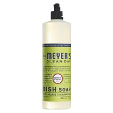 Mrs Meyers Clean Day Dishwashing Soap