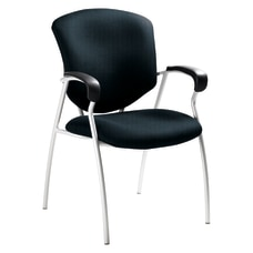 Global Supra Fabric Guest Chair 26