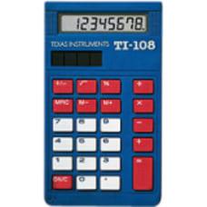 Texas Instruments TI 108 Calculators Teacher
