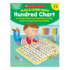 Scholastic Play Learn Math Hundred Chart