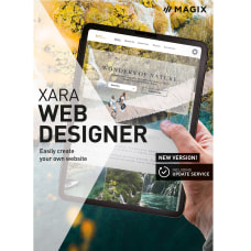 XARA Web Designer 17 Windows