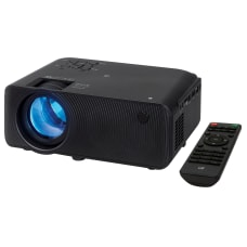 GPX 1080p Mini Projector PJ609B