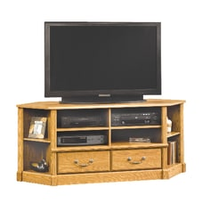 Sauder Orchard Hills Corner Entertainment Credenza