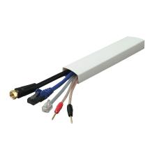 Belkin Hideaway Cord Concealer White F8B015Q