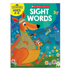 Scholastic Little Skill Seekers Sight Words