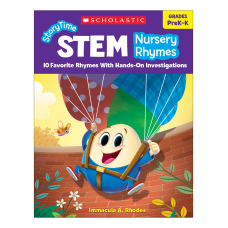 Scholastic StoryTime STEM Nursery Rhymes Kindergarten