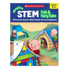 Scholastic StoryTime STEM Folk Fairy Tales