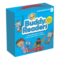 Scholastic Buddy Readers Level B Books