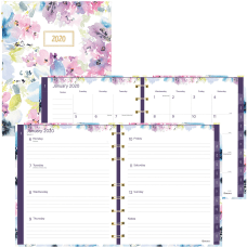 Rediform Passion WeeklyMonthly MiracleBind Planner Julian