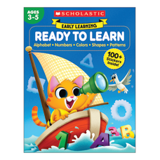 Scholastic Early Learning Ready to Learn