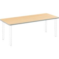 HON Build Rectangular Table Top 1