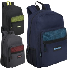 Trailmaker Classic Backpacks Assorted Colors Case