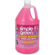 Simple Green Clean Building Bathroom Cleaner