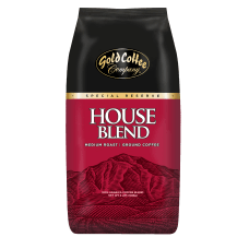 Gold Coffee Company House Blend Ground