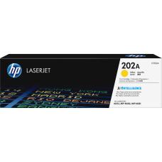 HP 202A CF502A Yellow Original LaserJet