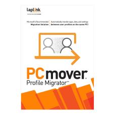 Laplink PCmover Profile Migrator 11 10