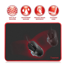 Large Gaming Mousepad With Special Textured