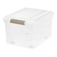 IRIS Store And Slide File Box