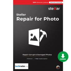 Stellar Repair For Photo For Mac