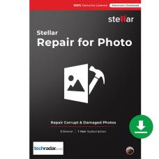 Stellar Repair For Photo For Mac