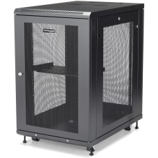 StarTechcom Server Rack Cabinet 18U 31in
