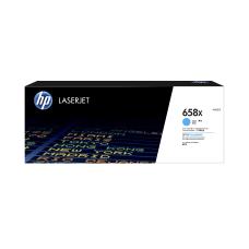 HP 658X LaserJet High Yield Toner