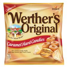 Werthers Original Caramel Hard Candies 55