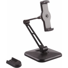 StarTechcom Adjustable Tablet Stand with Arm