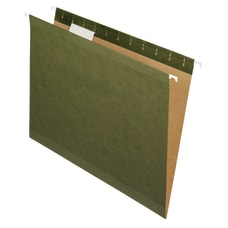 Office Depot Brand Reinforced Hanging File