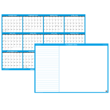 SwiftGlimpse Yearly Wall Planner And Calendar