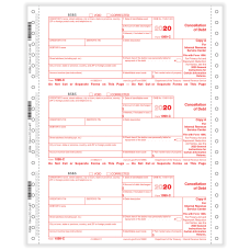 ComplyRight 1099 C Tax Forms 4