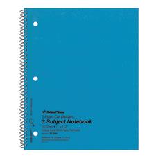 National Brand Kolor Kraft Cover Notebook