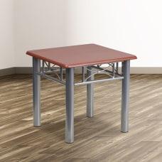 Flash Furniture Steel End Table 19