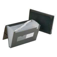 SKILCRAFT 12 Tab Poly Expandable File