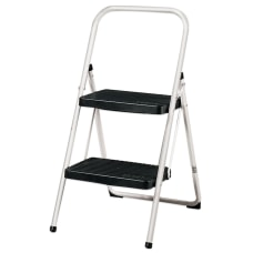 Cosco 2 Step Ladder BlackCool Gray