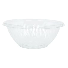 Amscan Plastic Swirl Bowls 875 Quarts
