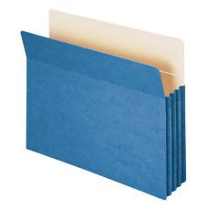 Smead File Pocket Expanding Color Pockets