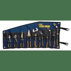 Irwin Vise Grip 8 Piece Plier