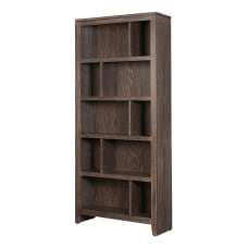 Linon Fitz EZ Assembly Bookcase 5
