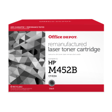 Clover Imaging Group ODM452B Remanufactured Black