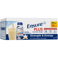 ENSURE PLUS Vanilla Meal Replacement Nutrition