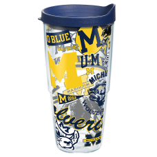 Tervis NCAA All Over Tumbler With